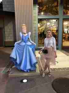 Cinderella at Disney Springs