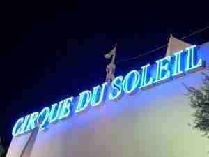 Cirque du Soleil at Disney Springs