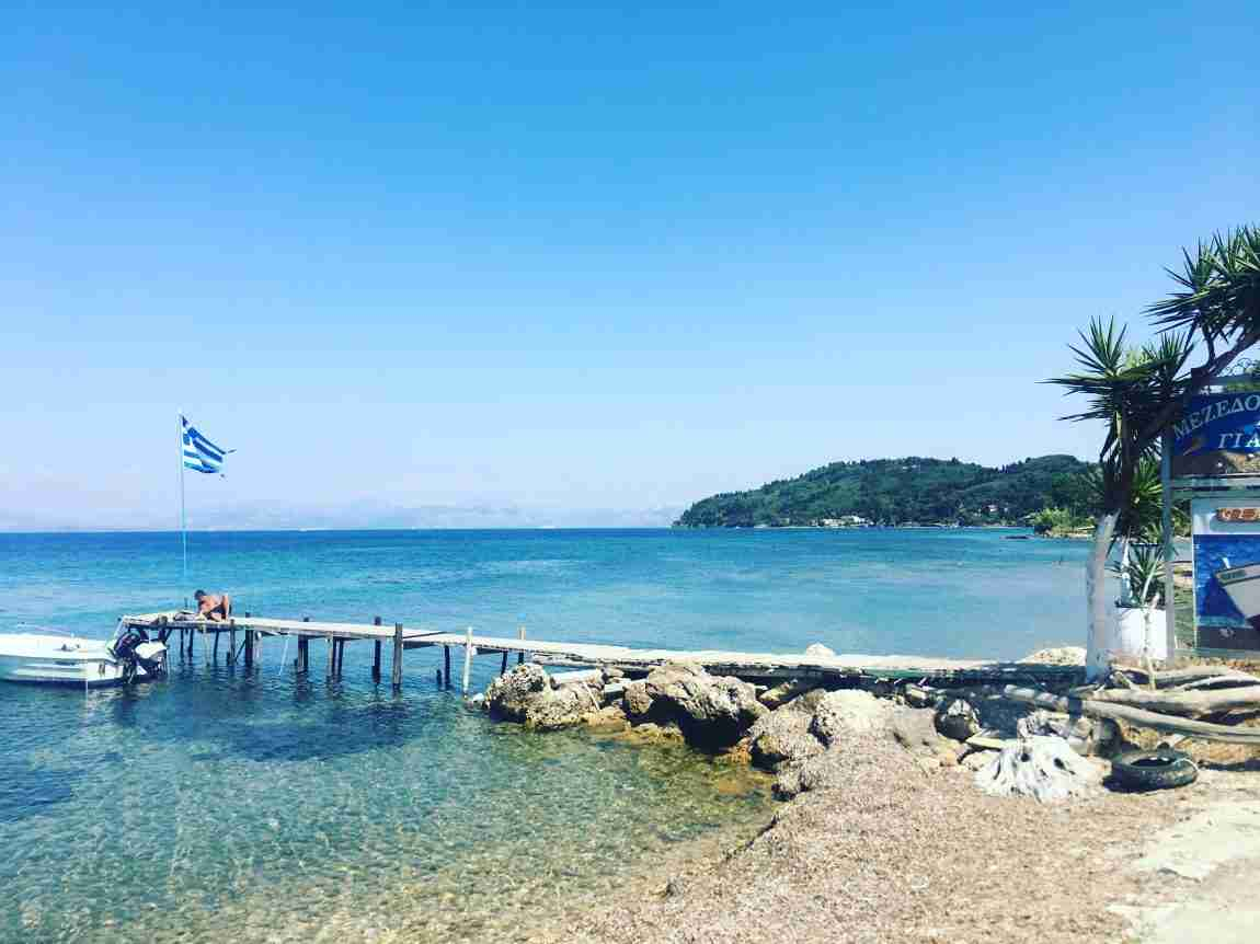 Messongi Corfu