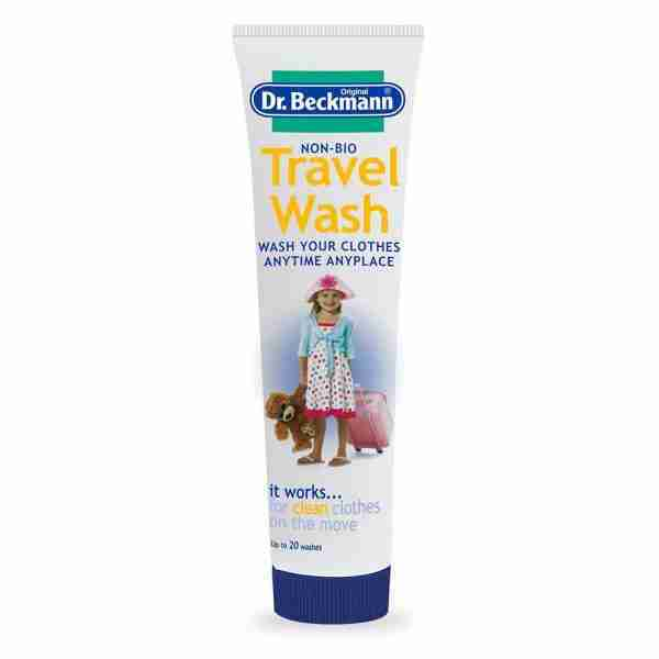 Travel Wash from DR.Beckmann