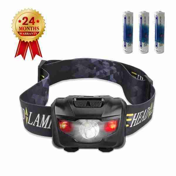 travel head torch